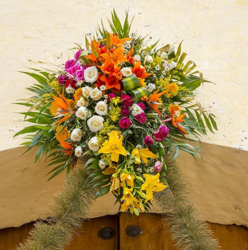Floral ανθοδέσμη στοκ εικόνα