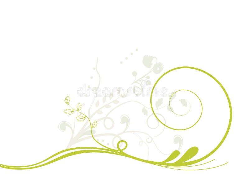 floral διακόσμηση ελεύθερη απεικόνιση δικαιώματος