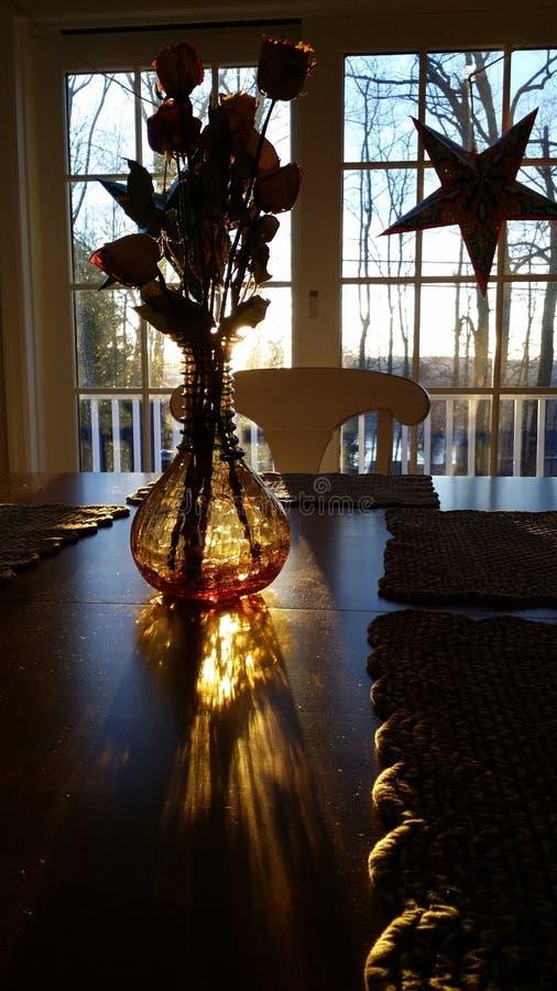 Floral ηλιοφάνεια στοκ φωτογραφία
