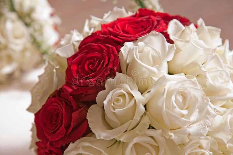 Floral ρυθμίσεις για το γάμο στοκ φωτογραφία με δικαίωμα ελεύθερης χρήσης