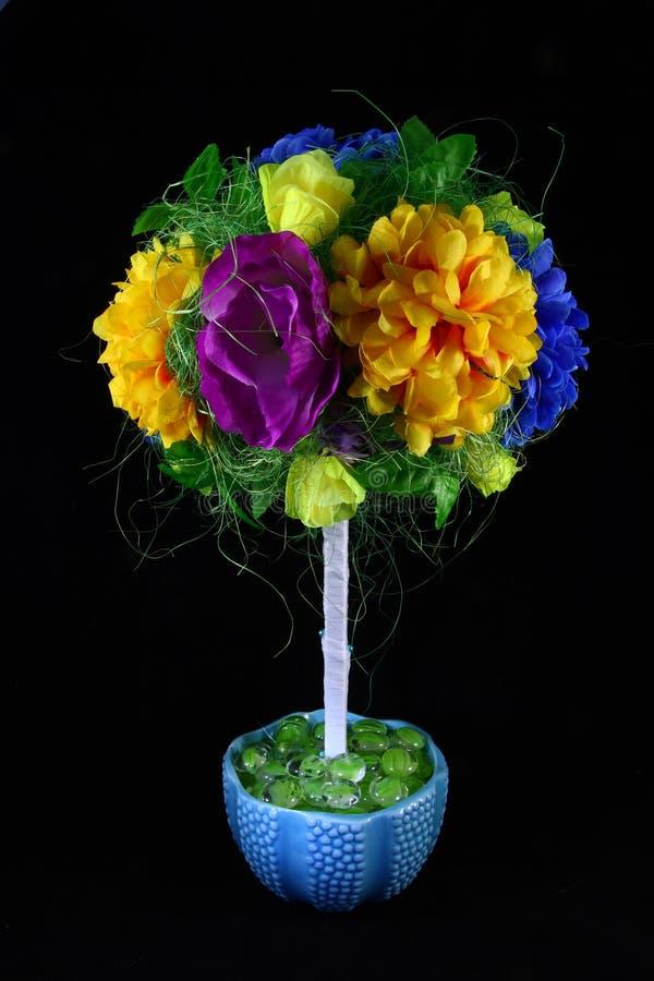 Floral ρύθμιση στοκ εικόνες