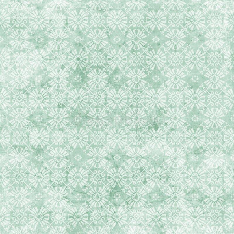 floral τρύγος θέματος Χριστο&upsilon στοκ φωτογραφίες με δικαίωμα ελεύθερης χρήσης