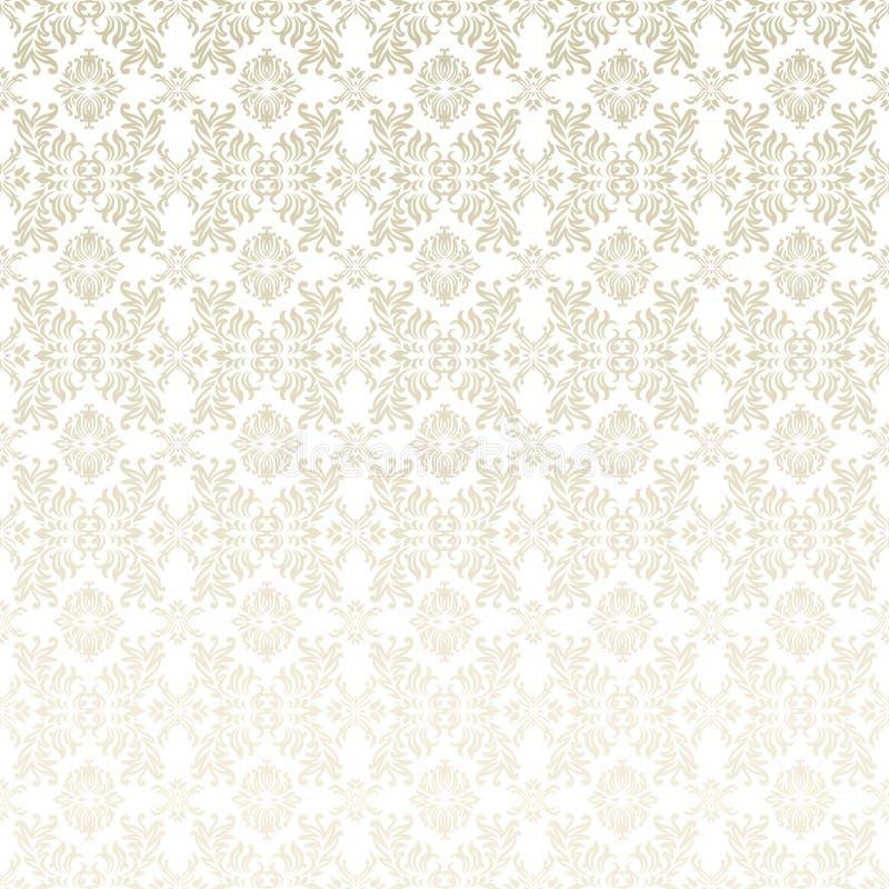 floral φύλλο ανασκόπησης απεικόνιση αποθεμάτων