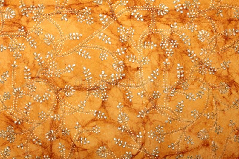 floral χειροποίητο πορτοκαλί στοκ φωτογραφίες με δικαίωμα ελεύθερης χρήσης