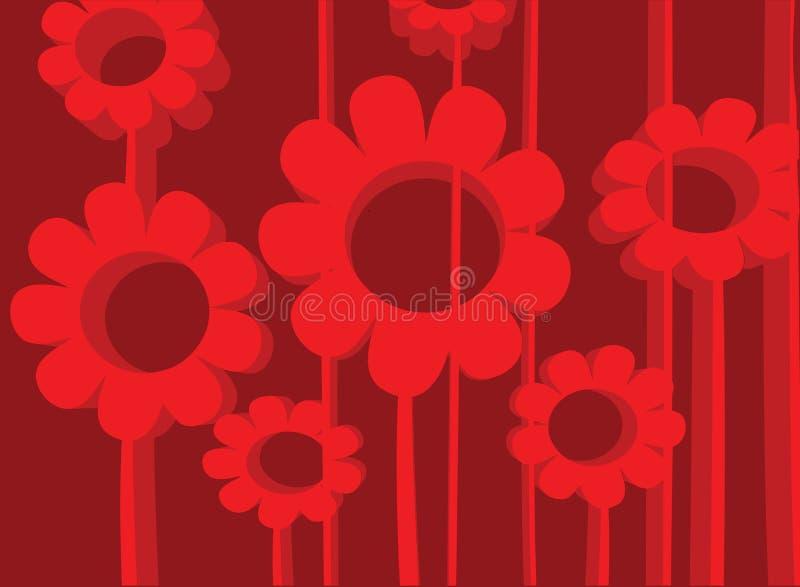 Floral illustration libre de droits