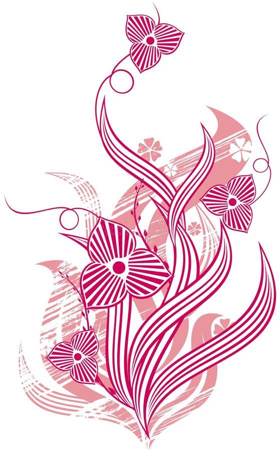 Floral imagen de archivo libre de regalías
