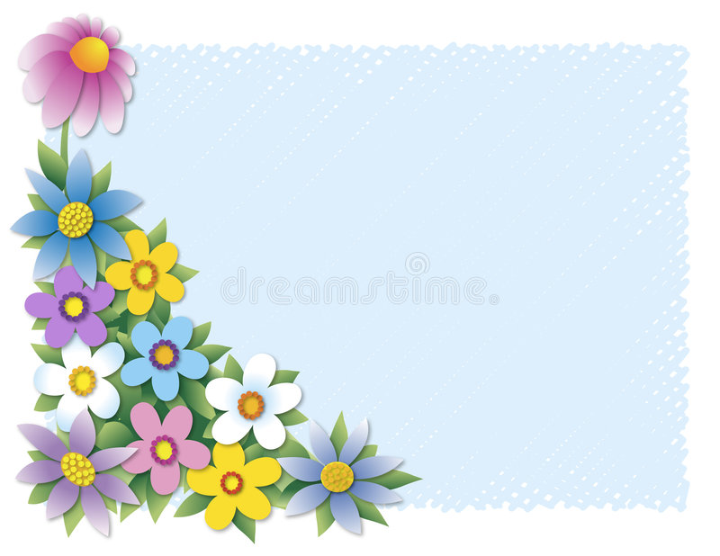 Floral royalty free stock photo