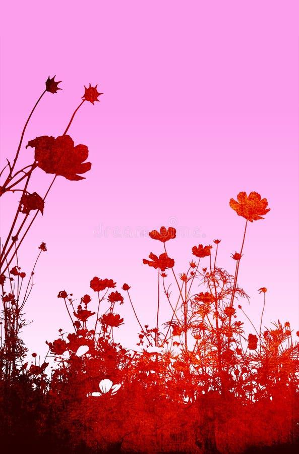 Floral illustration de vecteur