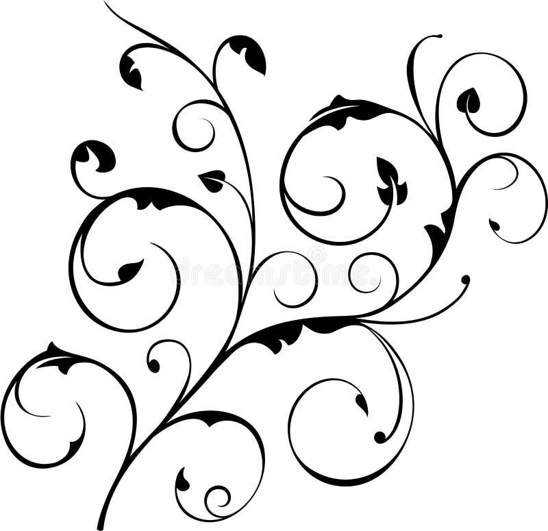 Free Floral Abstract Design Stock Photos - 37780423