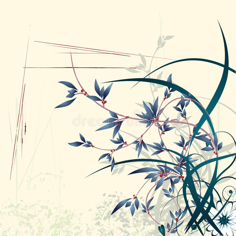 Free Floral Abstract Design Element Stock Photos - 11369943