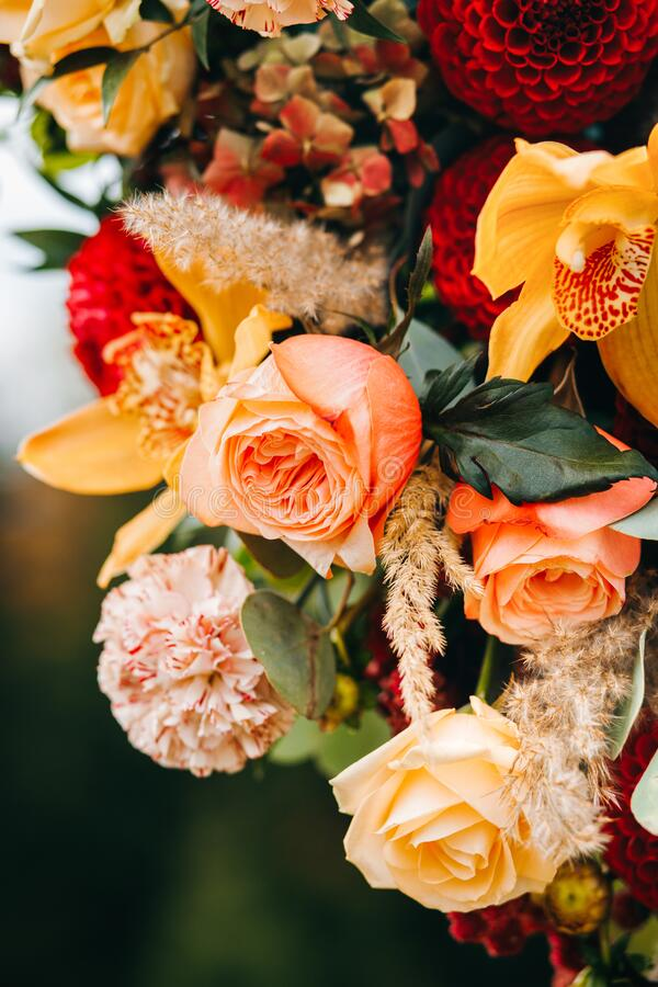 418 Floral Arrangements Autumn Photos Free Royalty Free Stock Photos From Dreamstime