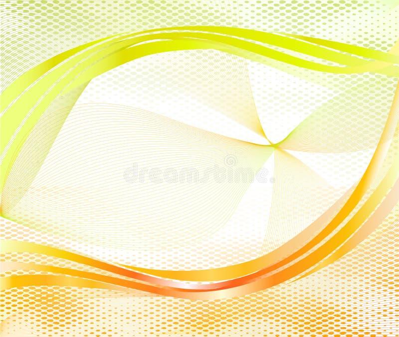 Floral artistic vector design background stock illustration