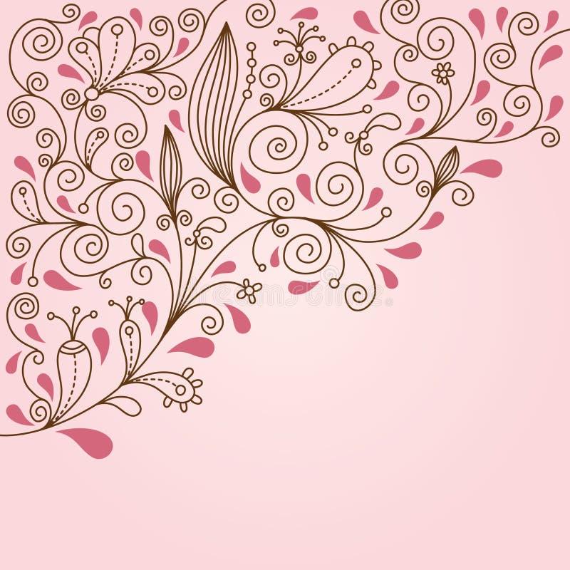 Download Floral background stock vector. Illustration of decorative - 11371796