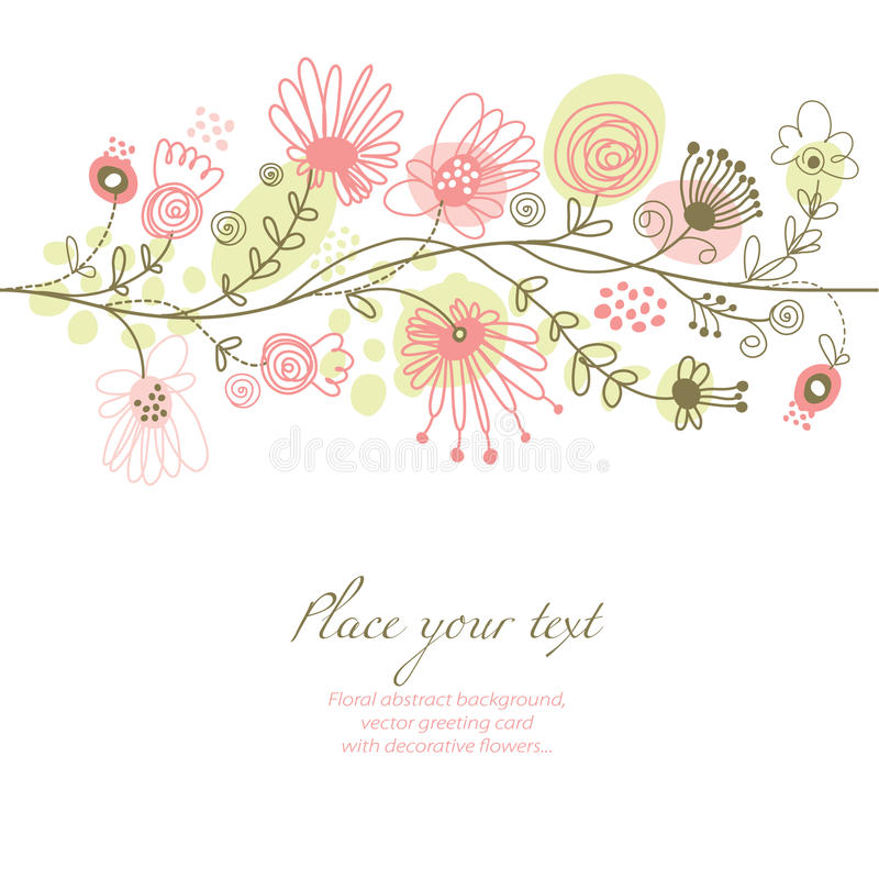 Free Floral Background Stock Image - 11384151