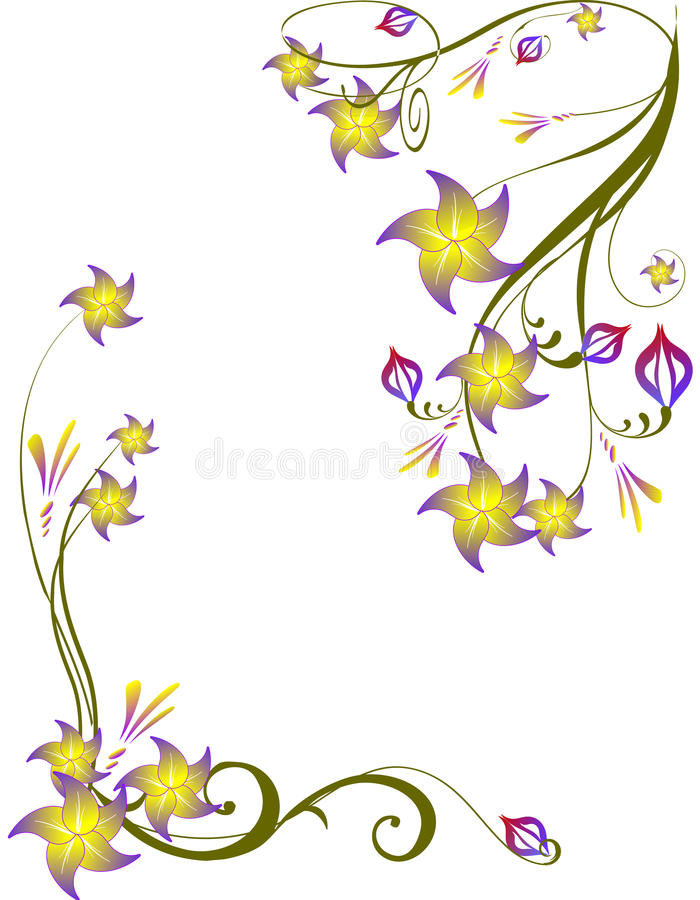 Free Floral Background Stock Images - 11860054