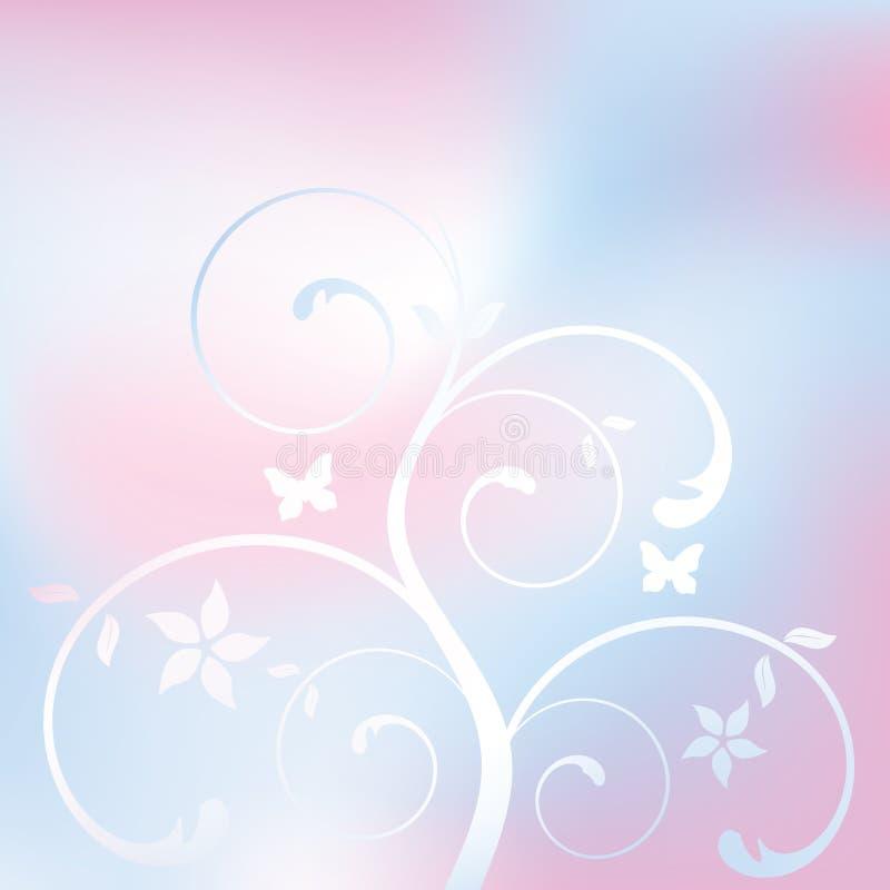 Download Floral background stock vector. Illustration of blossom - 12795155