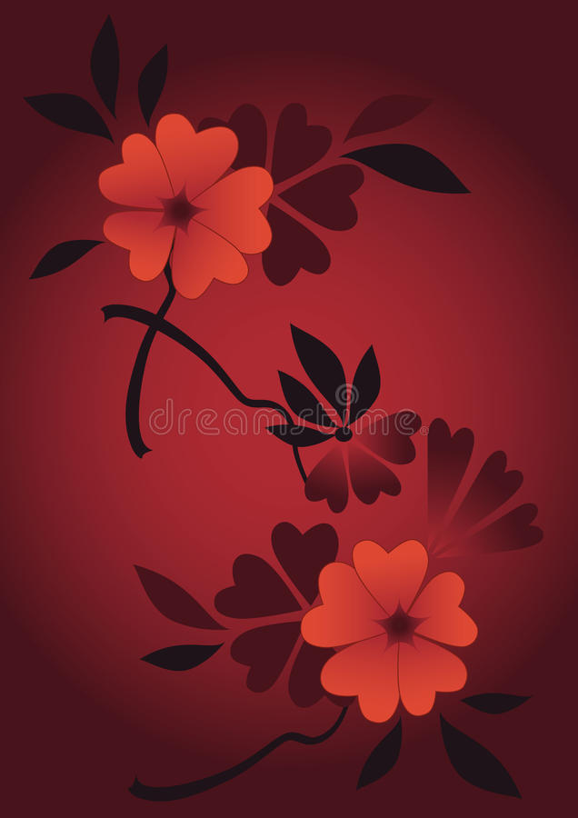 Free Floral Background Stock Photo - 12993230