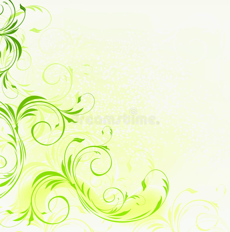Free Floral Background Royalty Free Stock Photo - 14065565