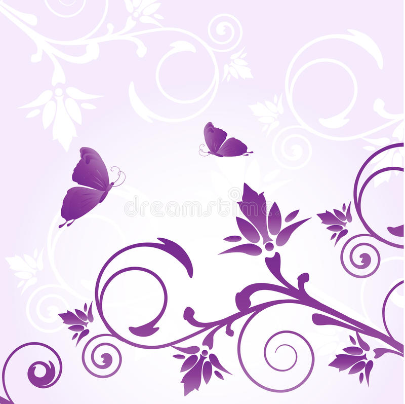 Free Floral Background Royalty Free Stock Photo - 15954815