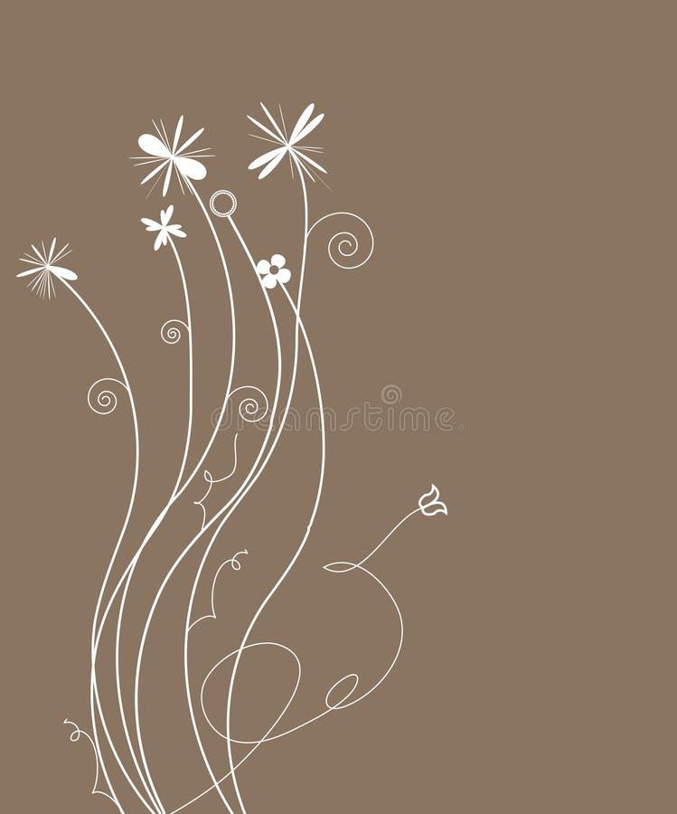 Download Floral background stock illustration. Illustration of floral - 17208527