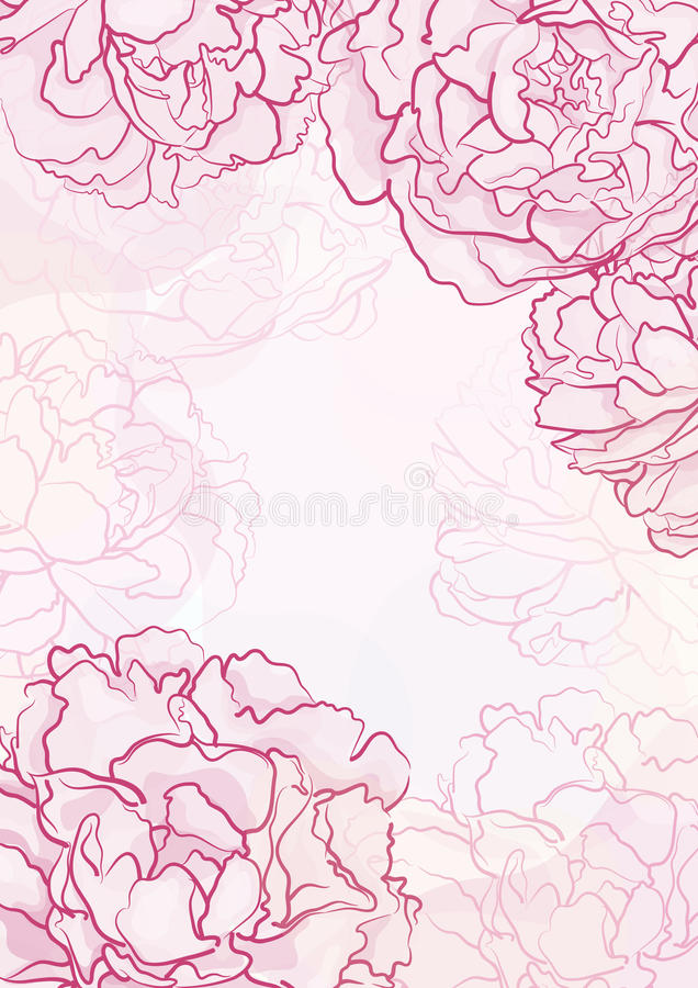 Download Floral Background. Royalty Free Stock Image - Image: 19501006