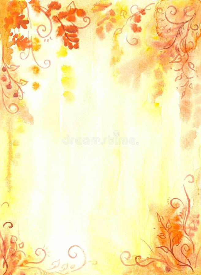 Floral background 2 vector illustration