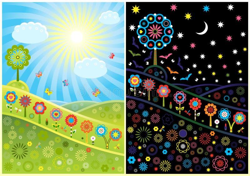 Download Floral background stock vector. Illustration of garden - 21243389