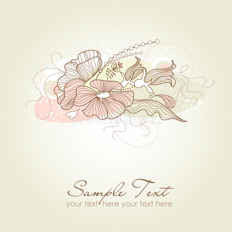 Free Floral Background Stock Images - 21729844