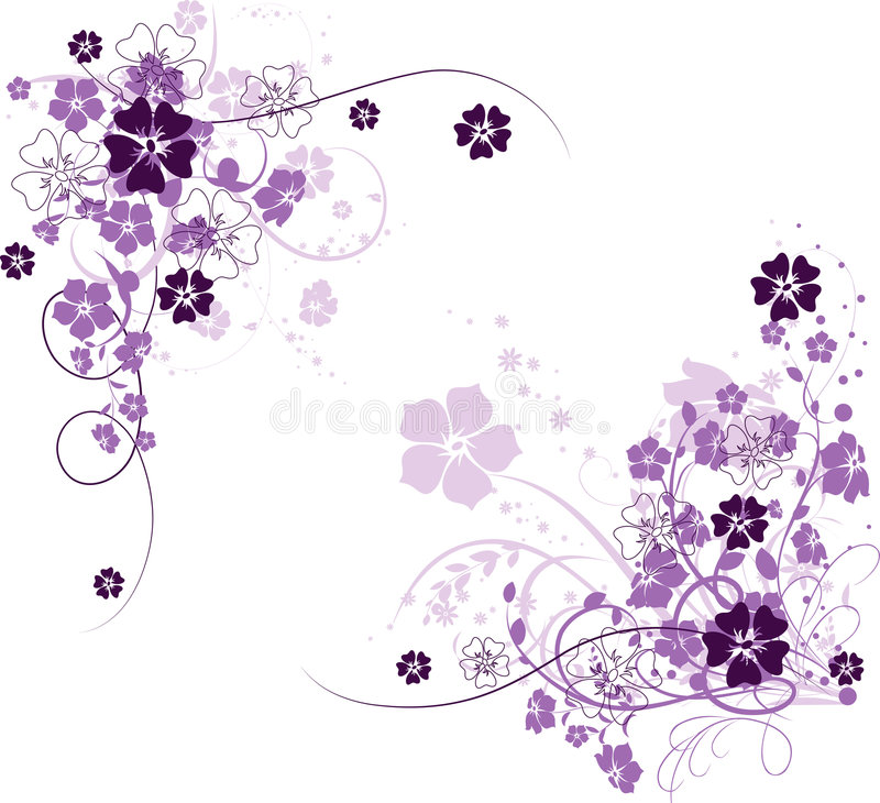 Download Floral background stock vector. Image of icons, logo, spring - 2324717