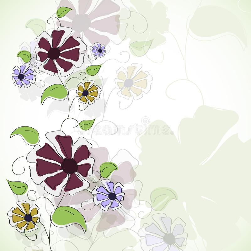 Download Floral Background Royalty Free Stock Photos - Image: 23720918