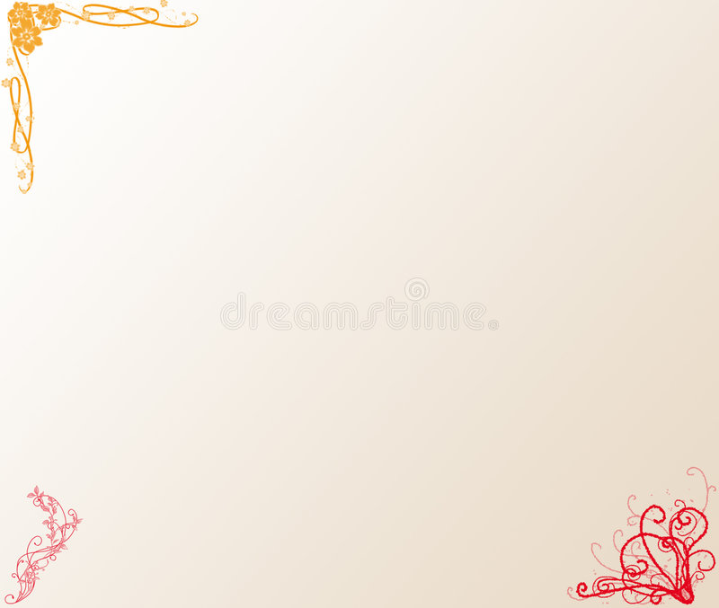 Download Floral background stock illustration. Image of funk, accent - 2982562