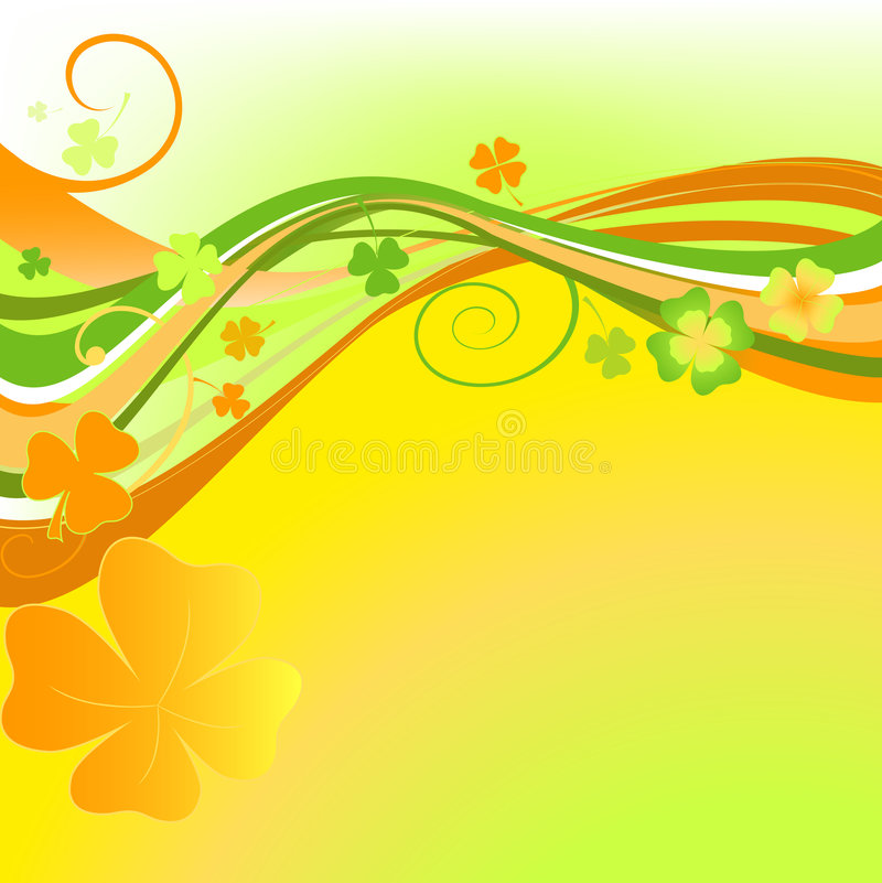 Download Floral background stock vector. Image of foliate, floral - 4759677