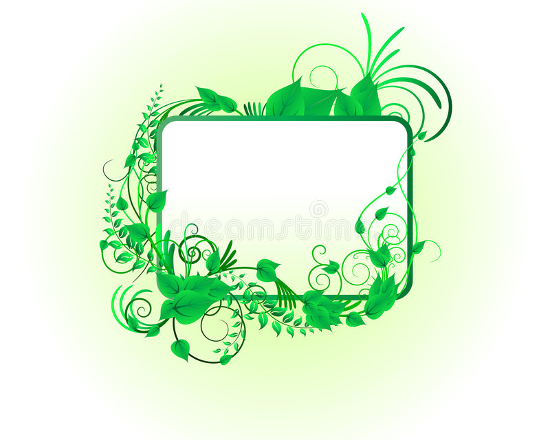Download Floral background stock vector. Image of foliage, flowers - 8728712