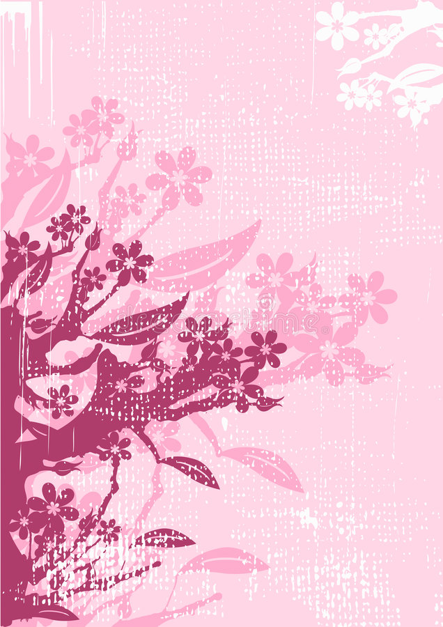 Free Floral Background Royalty Free Stock Images - 9111999