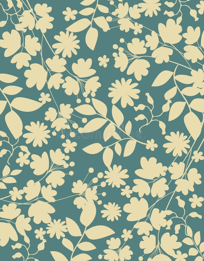 Free Floral Background Stock Photo - 9634460