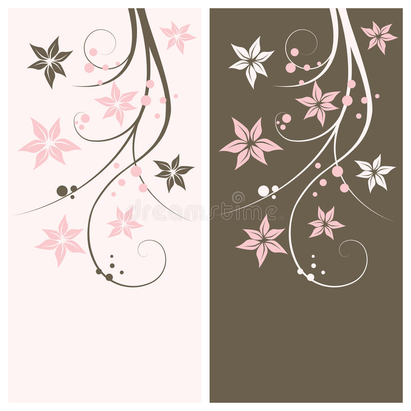 Download Floral background stock vector. Illustration of blooming - 9763288