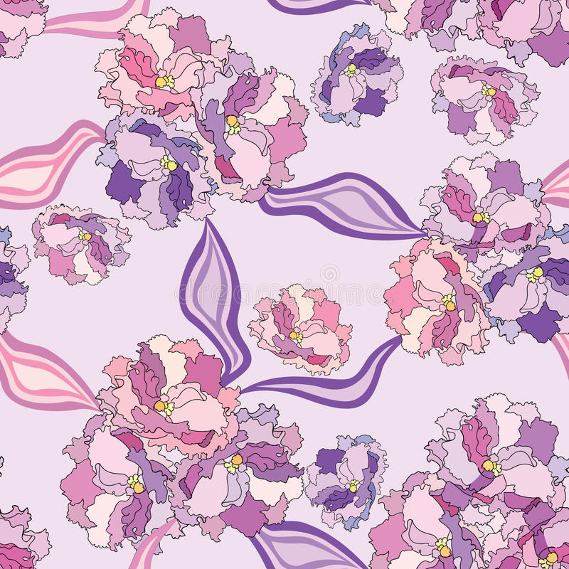 Floral Background Abstract Ornament Geometric Texture