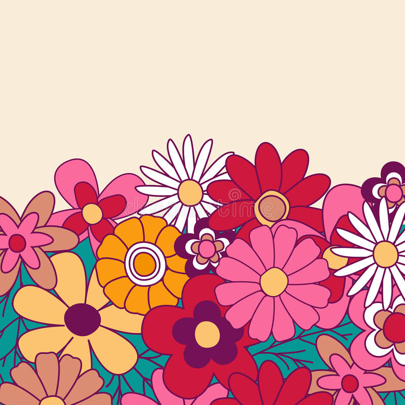 Download Floral background stock vector. Image of colors, imagery - 32469169