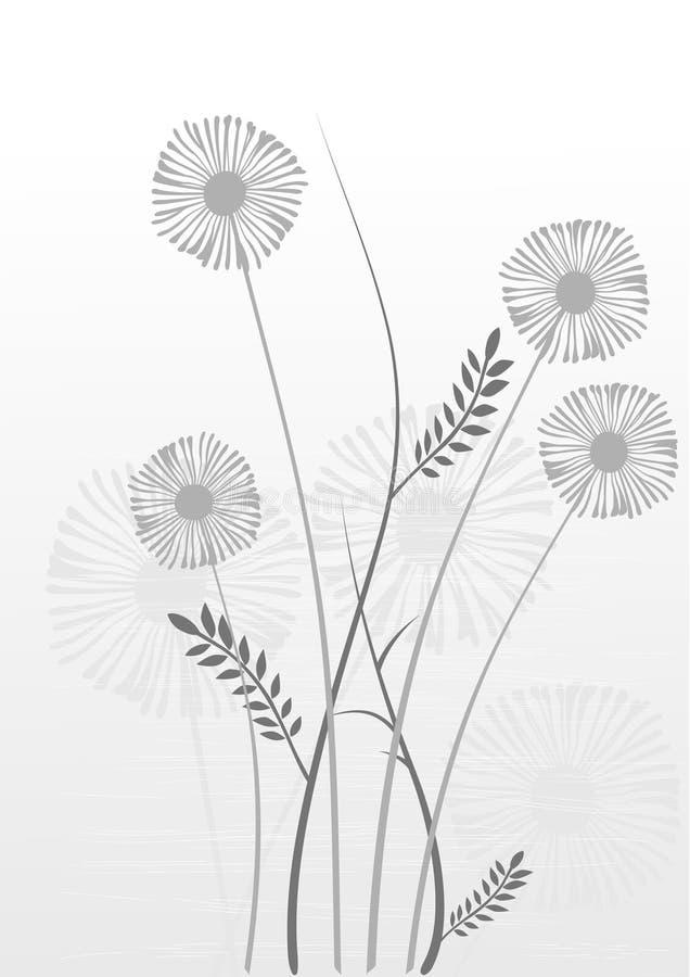 Download Floral Background, Meadow, Garden Stock Vector - Image: 5186061