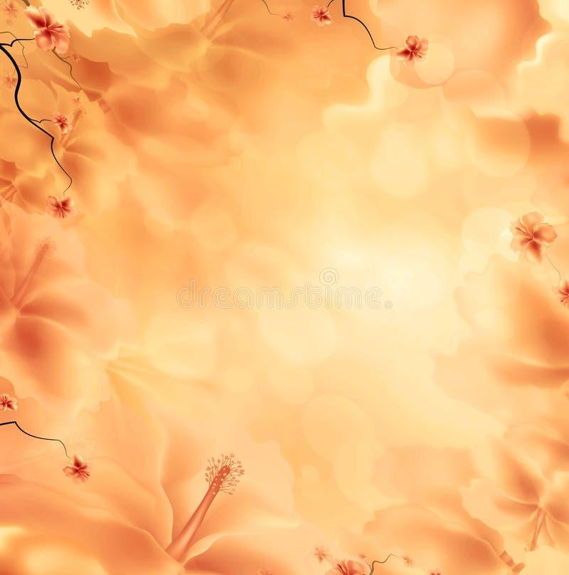 Download Floral Background stock illustration. Image of greeting - 42276947