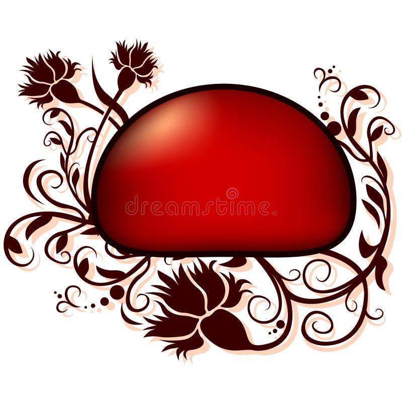 Download Floral banner 04 stock vector. Illustration of illustration - 2161362