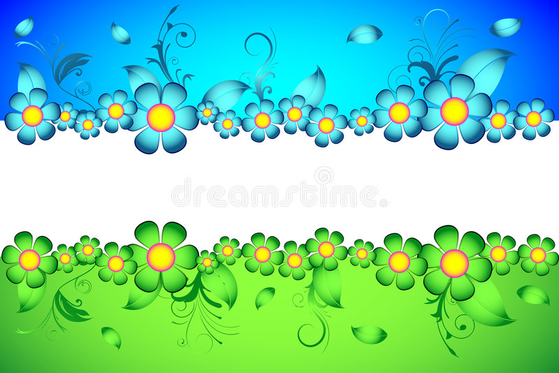 Download Floral Classic Decoration stock vector. Image of modern - 7311245