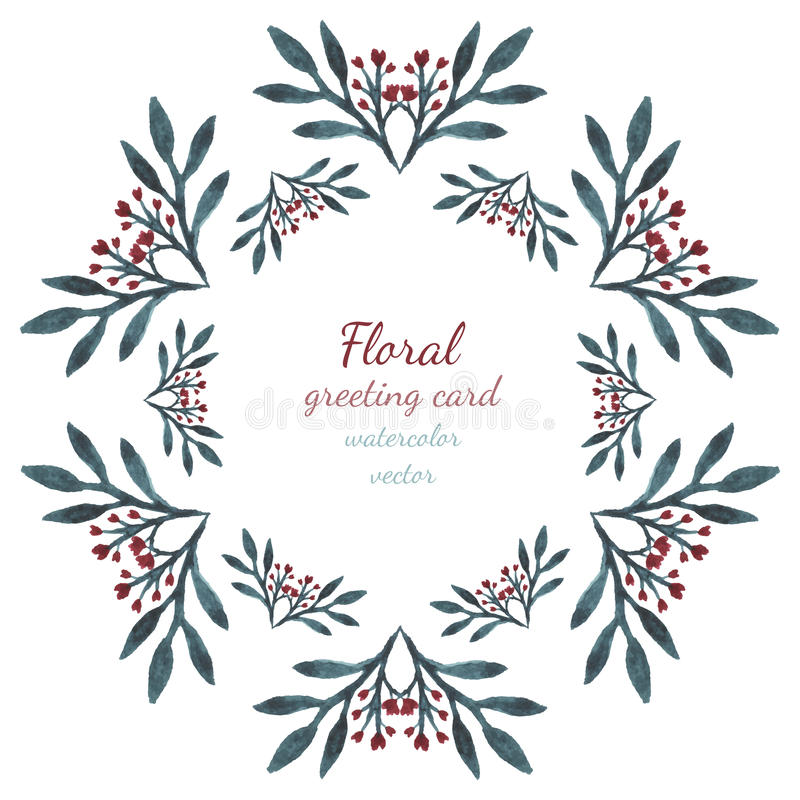 Floral collection with leaves and flowers hearts drawing vector download floral collection with leaves and flowers hearts drawing vector frame watercolor design for stopboris Images