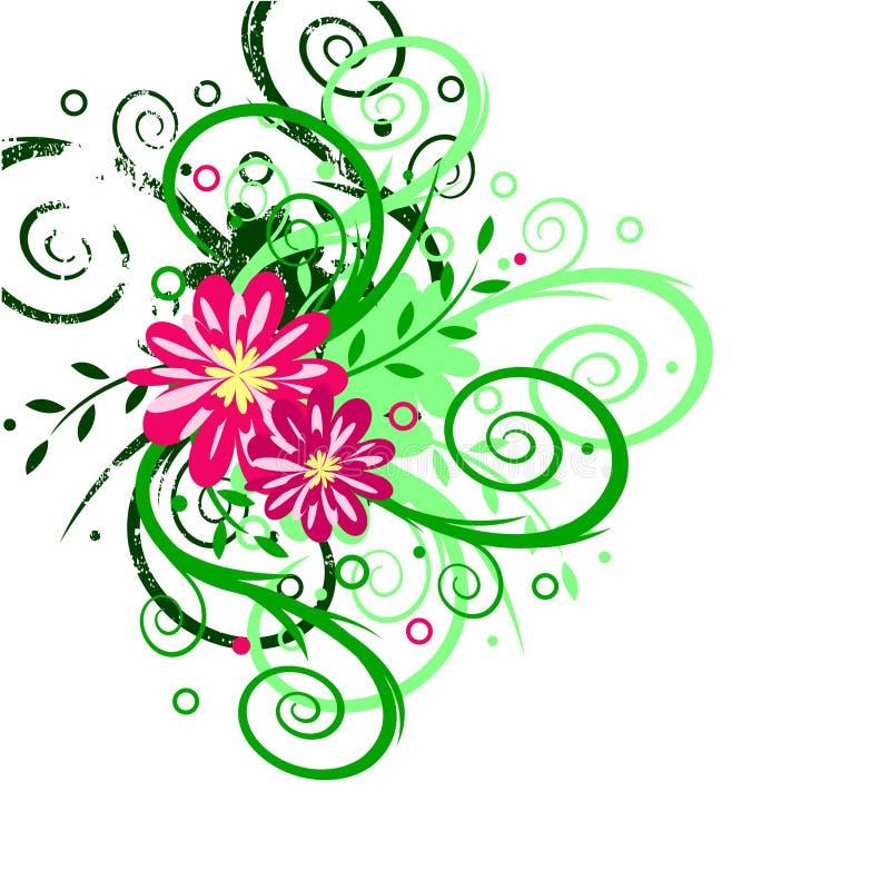 Download Floral composition stock illustration. Illustration of background - 10504010