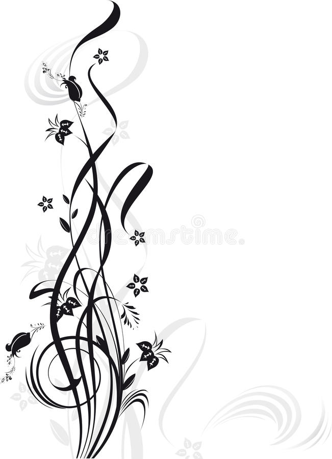 Free Floral Design Royalty Free Stock Image - 22835196