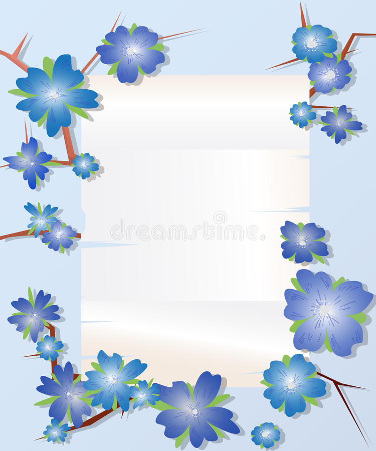 Floral Design Stock Image