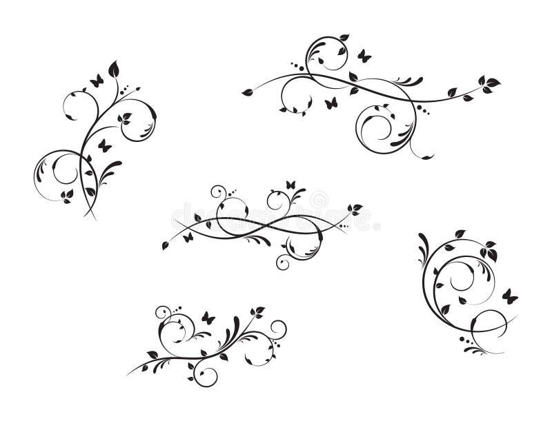 Download Floral Design stock vector. Image of natural, element - 27639745