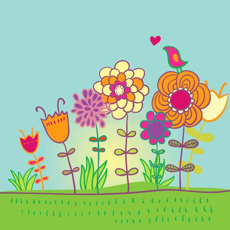 Download Floral design stock illustration. Image of beauty, background - 9497528