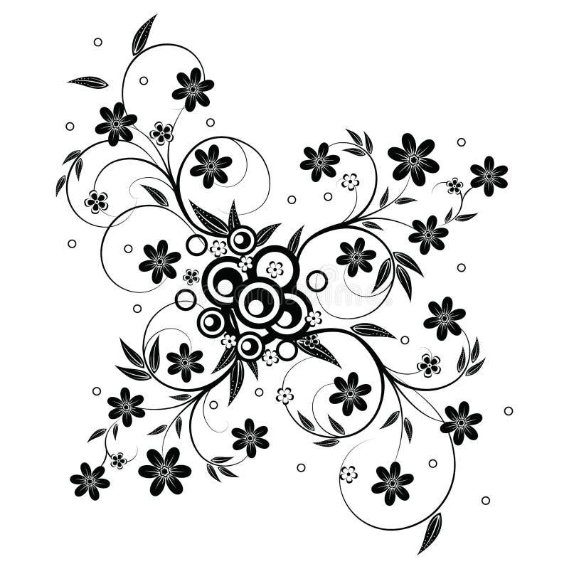 Free Floral Design Element Stock Images - 14182714