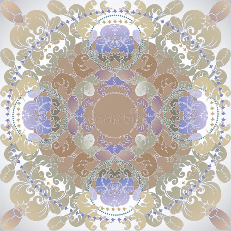 Download Floral Design Oriental Royalty Free Stock Images - Image: 23255549